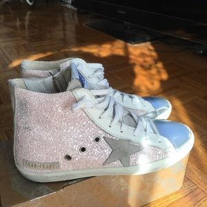 Shoes - Golden Goose Francy High-top Size 9